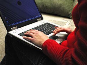 Internetes munka - Gépelés